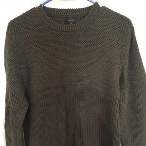 J CREW sweater - S